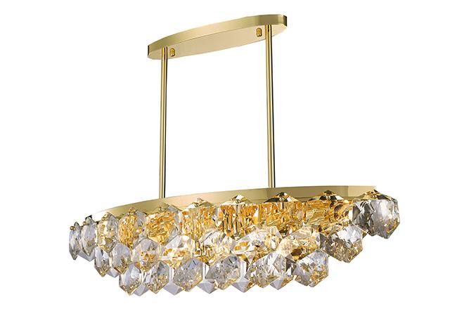 Hotel Pendant Light-Luxury Pendant Light-KY Y6635-G