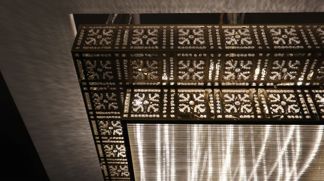Lobby Ceiling Light