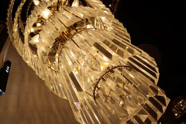 Modern Large Pendant Light