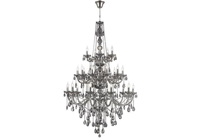 Hospitality Lighting - Glass Chandelier- KY Y4011-SM