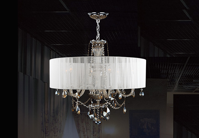 Glass Chandelier- Party Chandelier- KY Y4014