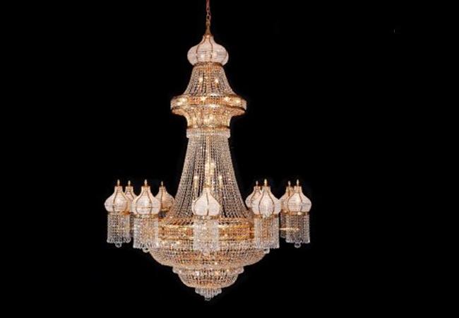 Mosque Chandelier