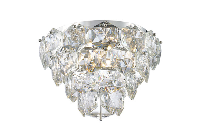 Luxury Ceiling Light-KY Y6634-C-D46xH28cm