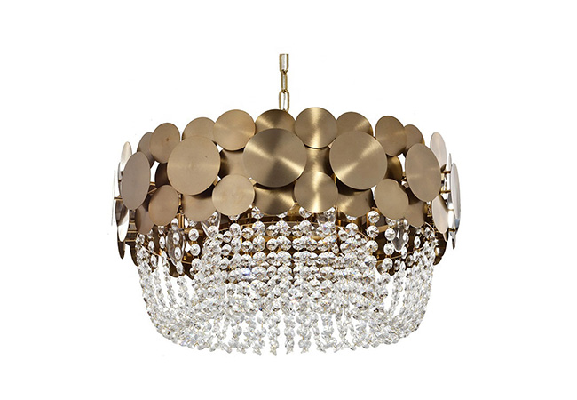 Luxury Pendant Lighting-Hotel Lighting-KY Y6631