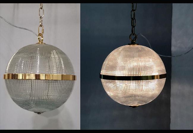 Luxury Pendant Lighting-KY Y6895-D30CM