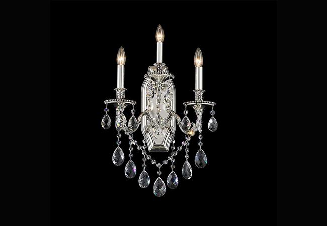 Luxury Wall Sconce-KY Y1210W-D40xH50cm