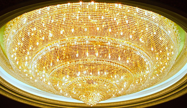 Church Ceiling Light