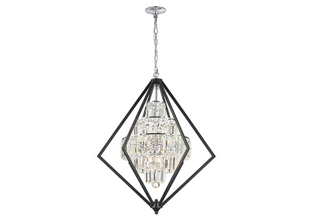 Unique Pendant Light-Modern Crystal Pendant Light-KY Y6628