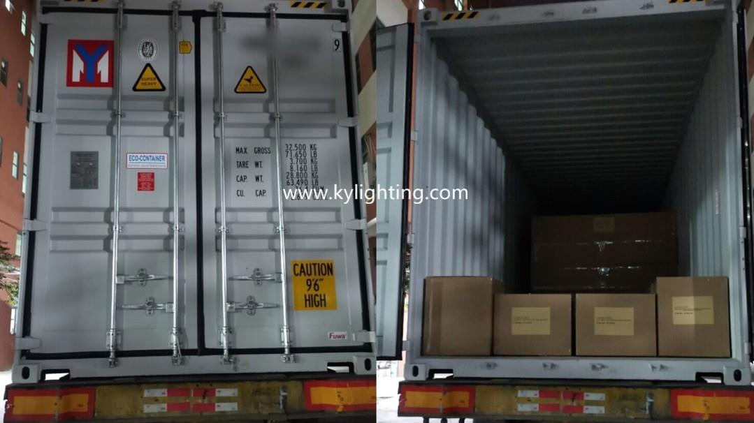 Shipping of custom chandelier